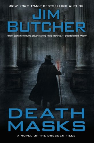 9780451462947: Death Masks (The Dresden Files)