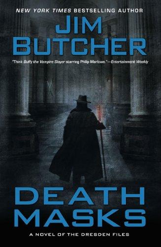 9780451462947: Death Masks (Dresden Files, Book 5)