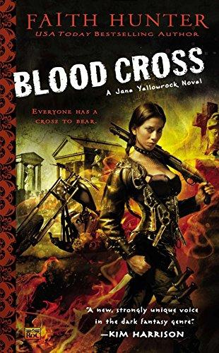 Jane Yellowrock: Blood Cross 2