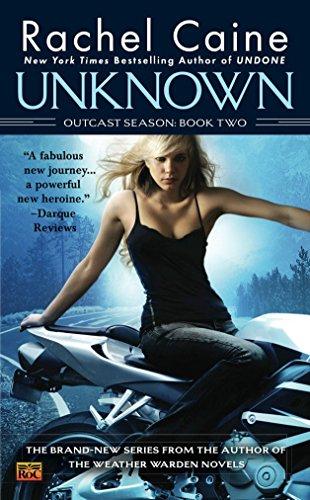 Unknown (Outcast Season): Caine, Rachel