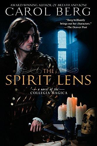 9780451463111: The Spirit Lens: A Novel of the Collegia Magica