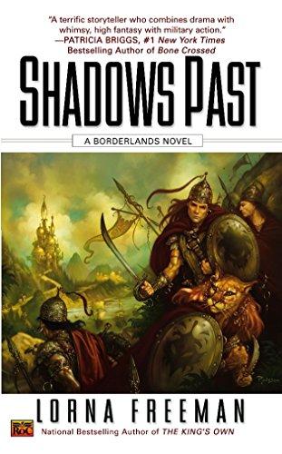Shadows Past: A Borderlands Novel: Lorna Freeman