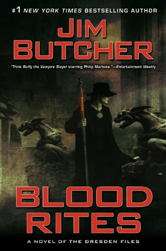 9780451463357: Blood Rites (Dresden Files (ROC Hardcover))