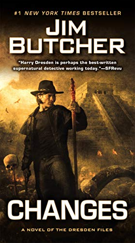 9780451463470: Dresden Files 12. Changes: A Novel of the Dresden Files