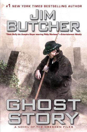 GHOST STORY: Butcher, Jim.