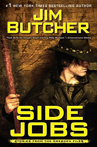 9780451463845: Side Jobs (Dresden Files)