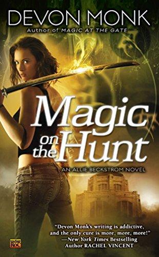 Magic on the Hunt: Monk, Devon