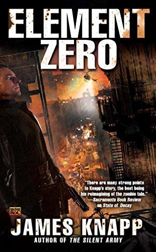 9780451463920: Element Zero (Revivors)