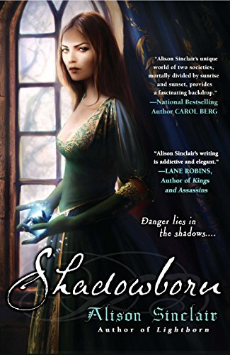 9780451463944: Shadowborn (Darkborn Trilogy)