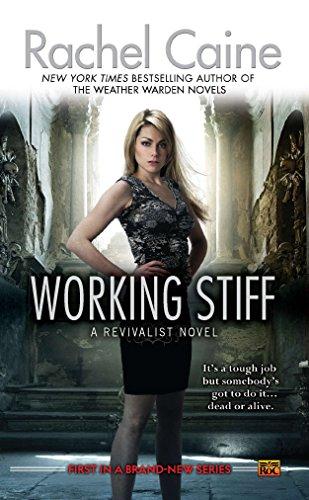 9780451464132: Working Stiff (Revivalist, Book 1)