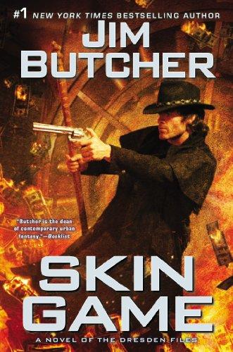 9780451464392: Skin Game (Dresden Files)