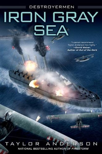 9780451464545: Iron Gray Sea (Destroyermen)