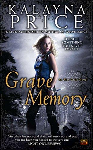 9780451464590: Grave Memory