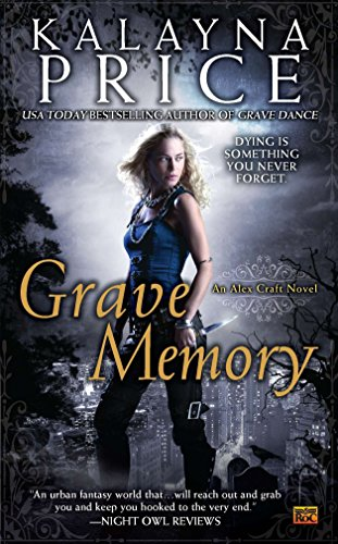 9780451464590: Grave Memory (Alex Craft)