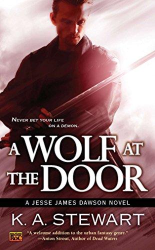 9780451464637: A Wolf at the Door: A Jesse James Dawson Novel (Jesse Dawson)