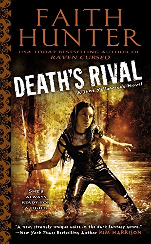 9780451464859: Death's Rival: 5 (Jane Yellowrock)