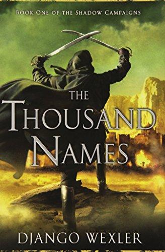 9780451465108: The Thousand Names