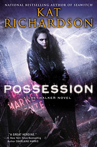 9780451465122: Possession (Greywalker)