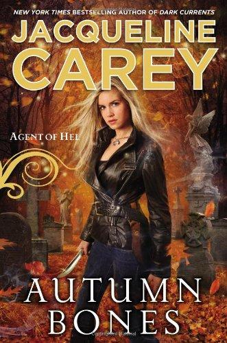 9780451465184: Autumn Bones: Agent of Hel