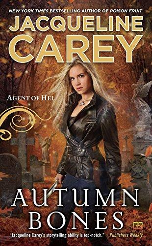 9780451465214: Autumn Bones: Agent of Hel