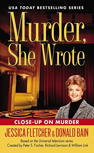 9780451465252: Murder, She Wrote: Close Up on Murder