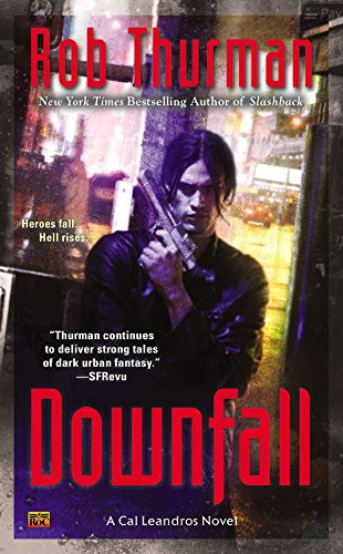 9780451465290: Downfall (Cal Leandros)