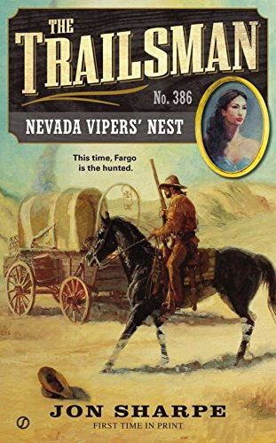 9780451465504: The Trailsman #386: Nevada Vipers' Nest