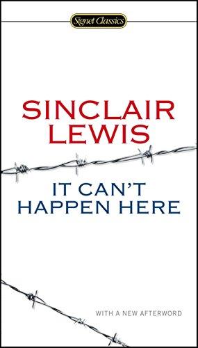 9780451465641: It Can't Happen Here (Signet Classics)
