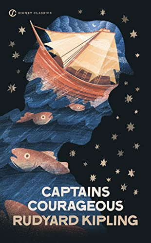 9780451465658: Captains Courageous (Signet Classics)
