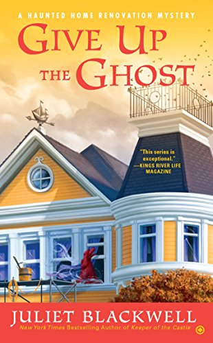 Give Up the Ghost (Mass Market Paperback)