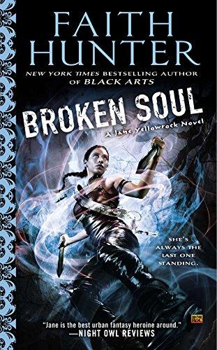9780451465955: Broken Soul (Jane Yellowrock)