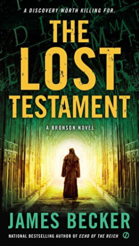 9780451466457: The Lost Testament (Chris Bronson)