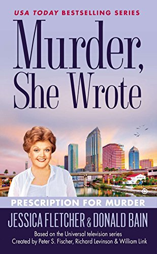 9780451466594: Murder, She Wrote: Prescription for Murder