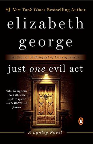 9780451467843: Just One Evil Act: A Lynley Novel