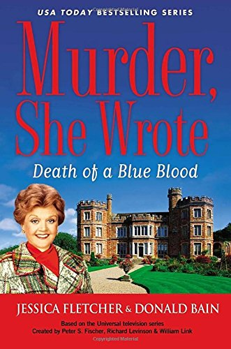 9780451468253: Death of a Blue Blood (Murder, She Wrote)