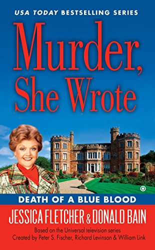 9780451468260: Murder, She Wrote: Death of a Blue Blood