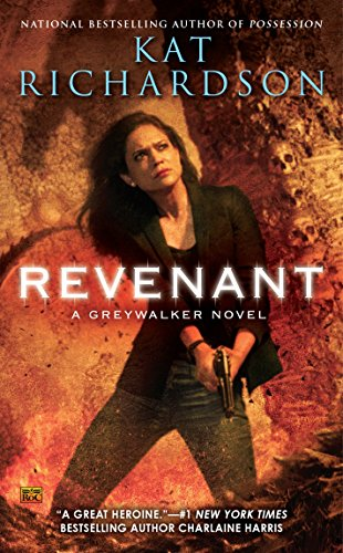 9780451468369: Revenant: A Greywalker Novel