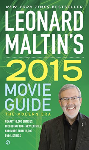 9780451468499: Leonard Maltin's Movie Guide 2015: The Modern Era