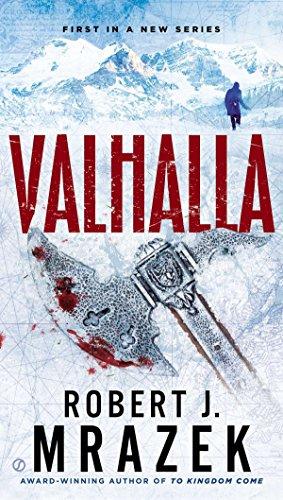 9780451468727: Valhalla (A Lexy Vaughn & Steven Macauley Novel)