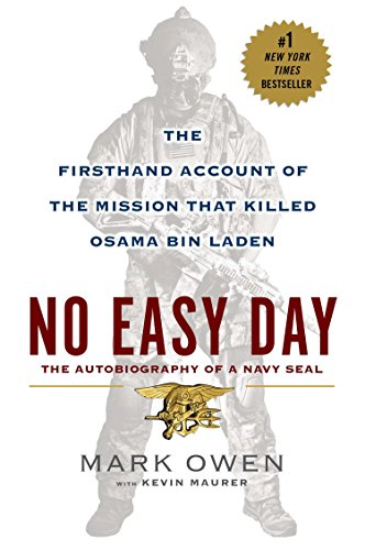 9780451468741: No Easy Day: The Firsthand Account of the Mission That Killed Osama Bin Laden