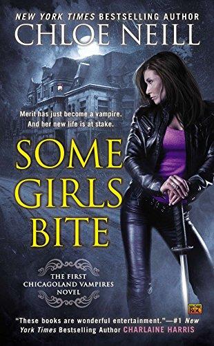 9780451469052: Some Girls Bite: A Chicagoland Vampires Novel