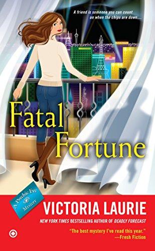 9780451469250: Fatal Fortune: A Psychic Eye Mystery