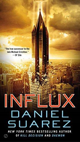 9780451469441: Influx