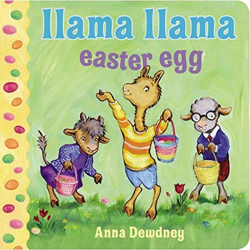 9780451469823: Llama Llama Easter Egg