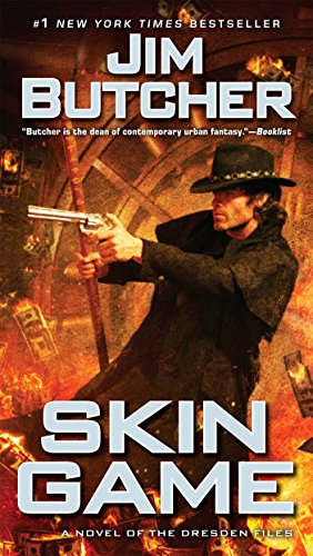 9780451470041: Skin Game: A Novel of the Dresden Files