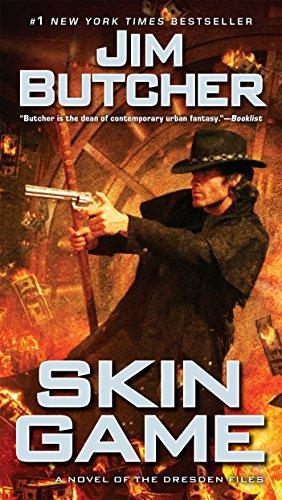 9780451470041: Skin Game (Dresden Files)