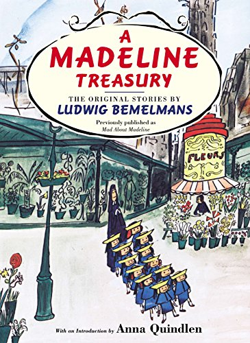 9780451470515: A Madeline Treasury: The Original Stories by Ludwig Bemelmans