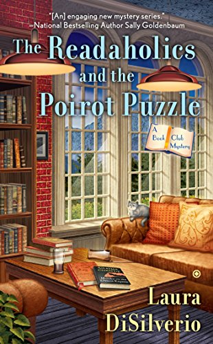 9780451470843: The Readaholics and the Poirot Puzzle (A Book Club Mystery)