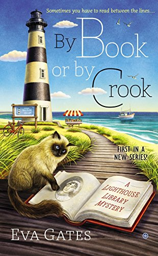 9780451470935: By Book or by Crook (Lighthouse Library Mysteries)