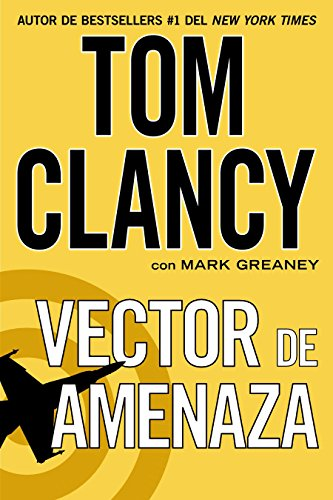 9780451471062: Vector de amenaza (Spanish Edition)